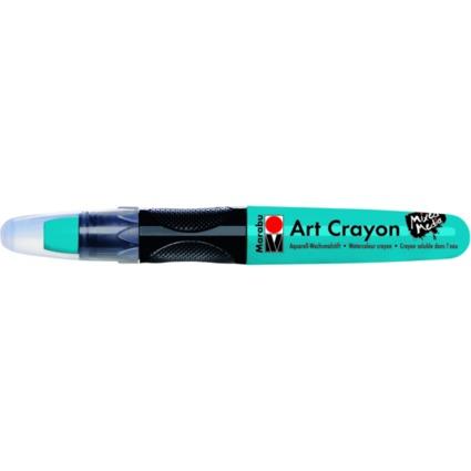 "Marabu Aquarell-Wachsmalstift ""Art Crayon"", türkisblau"