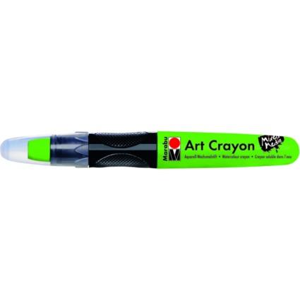 "Marabu Aquarell-Wachsmalstift ""Art Crayon"", kiwi"