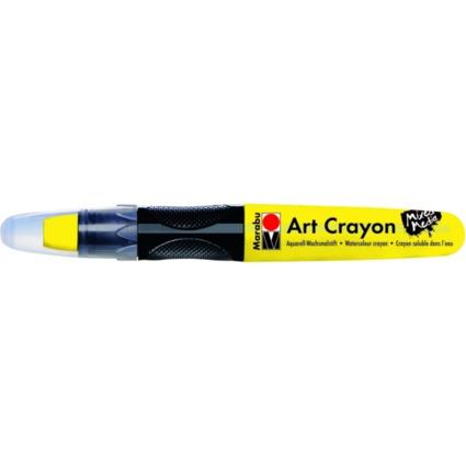 "Marabu Aquarell-Wachsmalstift ""Art Crayon"", sonnengelb"