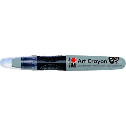 "Marabu Aquarell-Wachsmalstift ""Art Crayon"", hellgrau"