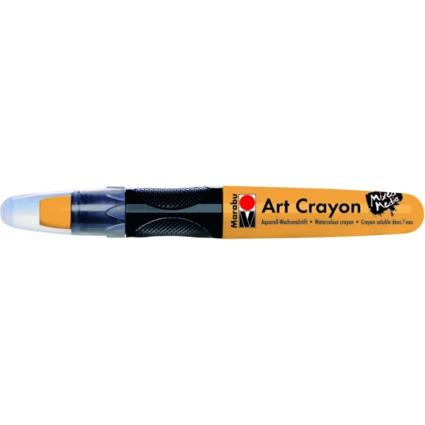 "Marabu Aquarell-Wachsmalstift ""Art Crayon"", karamell"