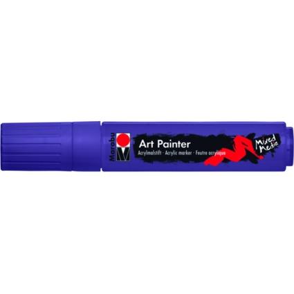 "Marabu Acrylmarker ""Art Painter"", 15 mm, pflaume"