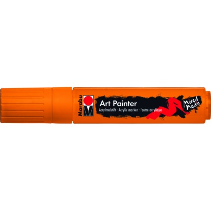 "Marabu Acrylmarker ""Art Painter"", 15 mm, mandarine"