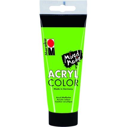 """Marabu Acrylfarbe """"AcrylColor"""", blattgrün, 100 ml"""