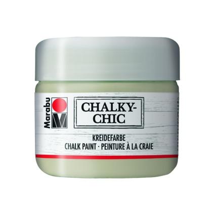 "Marabu Kreidefarbe ""Chalky-Chic"", 225 ml, ingwer"