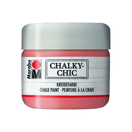 """Marabu Kreidefarbe """"Chalky-Chic"""", 225 ml, lachs"""