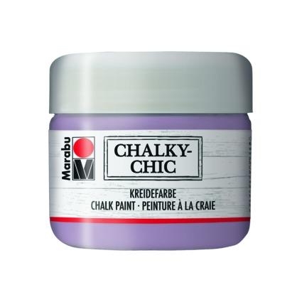 "Marabu Kreidefarbe ""Chalky-Chic"", 225 ml, antikviolett"