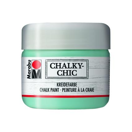 "Marabu Kreidefarbe ""Chalky-Chic"", 225 ml, lagune"