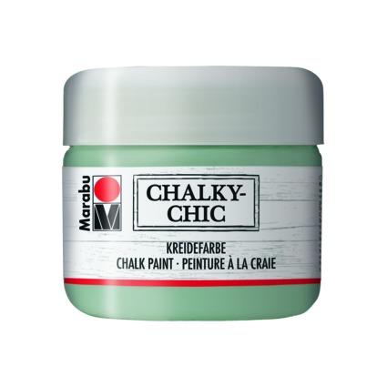 "Marabu Kreidefarbe ""Chalky-Chic"", 225 ml, mistel"