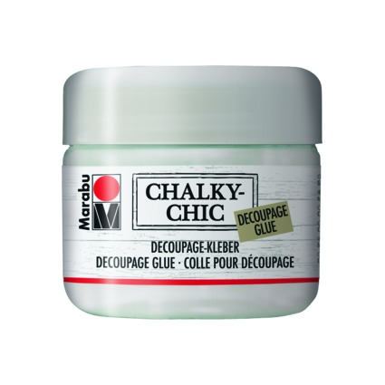 "Marabu Decoupagekleber ""Chalky-Chic"", 225 ml"