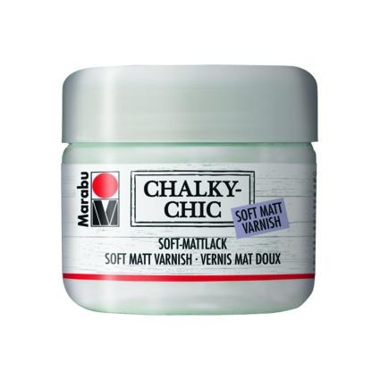 "Marabu Soft-Mattlack ""Chalky-Chic"", 225ml"