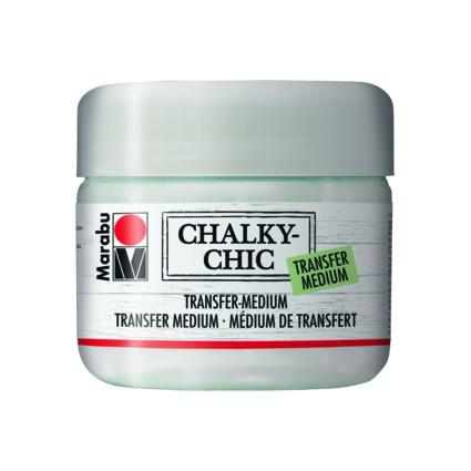"Marabu Transfer-Medium ""Chalky-Chic"", 225 ml"