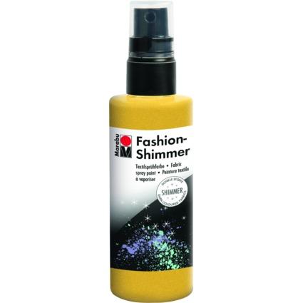 "Marabu Textilsprühfarbe ""Fashion Shimmer"", 100 ml, zitron"