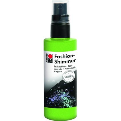 "Marabu Textilsprühfarbe ""Fashion Shimmer"", 100 ml, reseda"