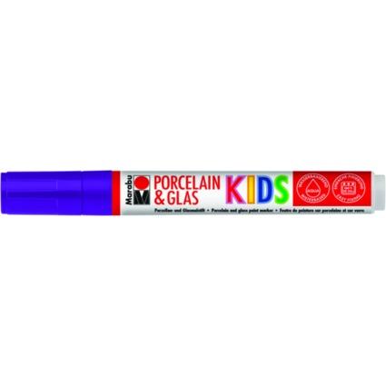 """Marabu Porzellanmarker """"Porcelain for KIDS"""", violett"""