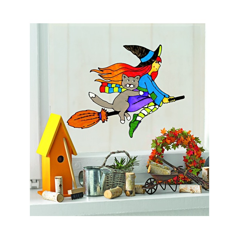 marabu window color fun fancy 80 ml ultramarinblau. Black Bedroom Furniture Sets. Home Design Ideas