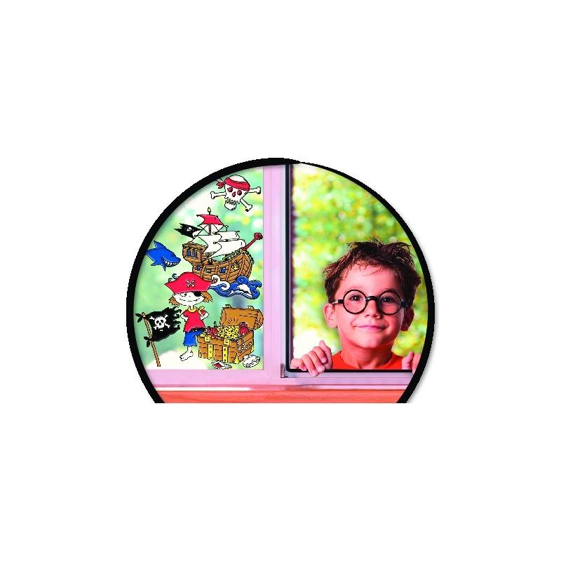 marabu window color fun fancy set pirate 39 s world 0406000000120 bei g nstig. Black Bedroom Furniture Sets. Home Design Ideas