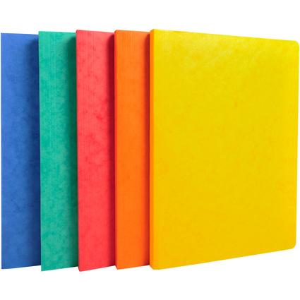 EXACOMPTA Aktendeckel LUSTRO, 240 x 320 mm, farbig sortiert
