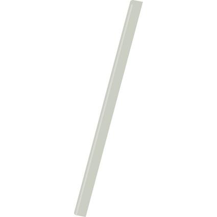 EXACOMPTA Klemmschiene Serodo, A4, 12 mm, transparent