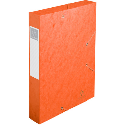 EXACOMPTA Sammelbox Cartobox, DIN A4, 60 mm, orange
