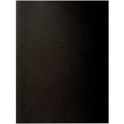 EXACOMPTA Aktendeckel ROCK'S, DIN A4, schwarz