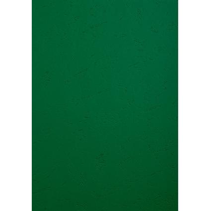 EXACOMPTA Einbanddeckel EVERCOVER, DIN A4, grün