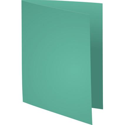 EXACOMPTA Aktendeckel SUPER 250, DIN A4, grasgrün