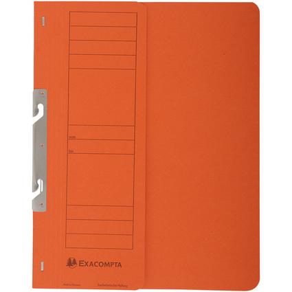 EXACOMPTA Einhakhefter Forever, halber Deckel, orange