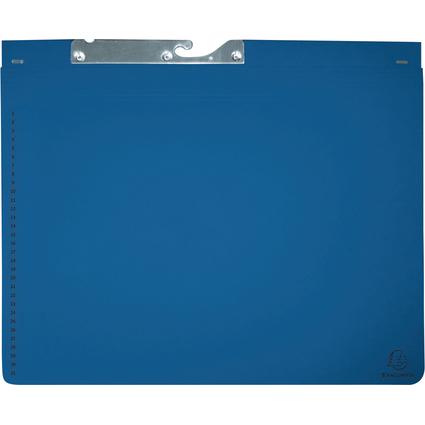 EXACOMPTA Pendelhefter, 1 Abheftvorrichtung, blau