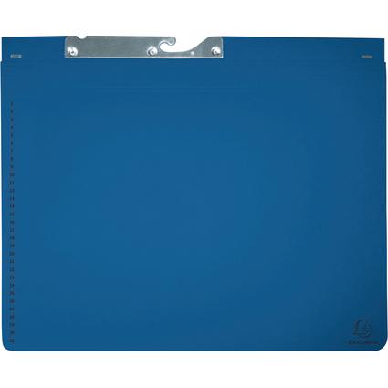 EXACOMPTA Pendelhefter, 2 Abheftvorrichtungen, blau