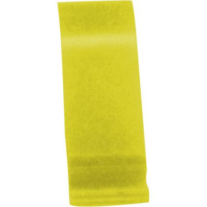 EXACOMPTA Schiebesignal für Hängehefter Premium, gelb