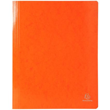 EXACOMPTA Schnellhefter Iderama, DIN A4, Karton, orange