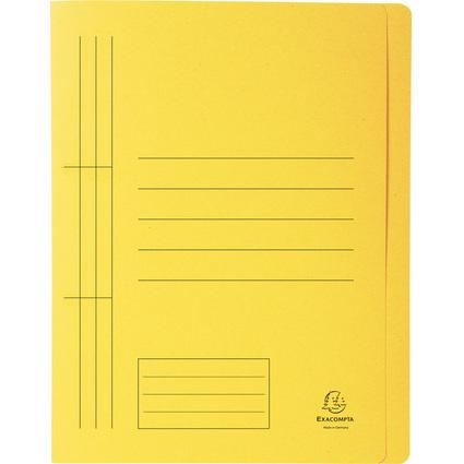 EXACOMPTA Schnellhefter Forever, DIN A4, Karton, gelb
