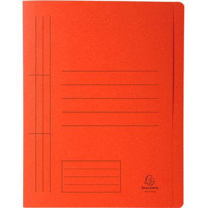 EXACOMPTA Schnellhefter Forever, DIN A4, Karton, orange
