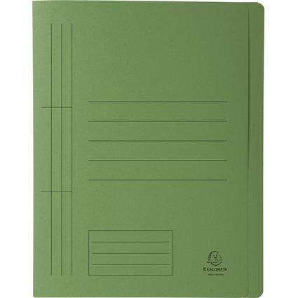 EXACOMPTA Schnellhefter Forever, DIN A4, Karton, grün