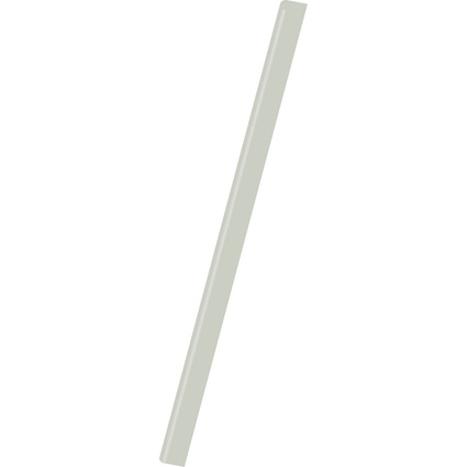 EXACOMPTA Klemmschiene Serodo, A4, 3 mm, transparent