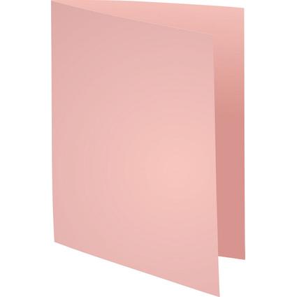 EXACOMPTA Aktendeckel FOREVER 250, DIN A4, rosa
