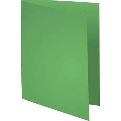 EXACOMPTA Aktendeckel FOREVER 180, DIN A4, dunkelgrün