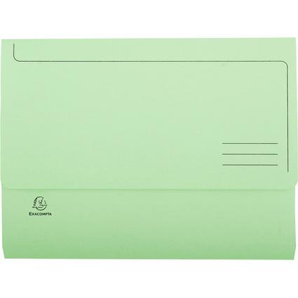 EXACOMPTA Dokumententasche Jura pastell, DIN A4, grün