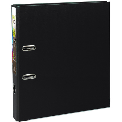 EXACOMPTA PP-Ordner Premium, DIN A4, 50 mm, schwarz