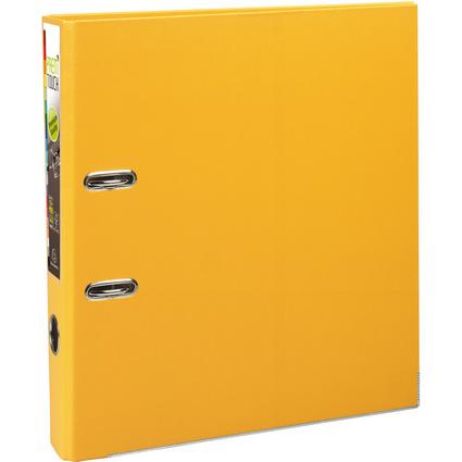 EXACOMPTA PP-Ordner Premium, DIN A4, 50 mm, gelb