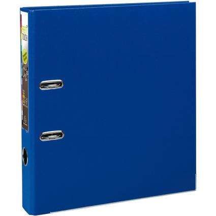 EXACOMPTA PP-Ordner Premium, DIN A4, 50 mm, dunkelblau