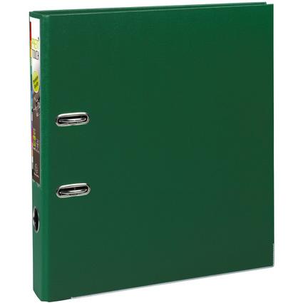 EXACOMPTA PP-Ordner Premium, DIN A4, 50 mm, dunkelgrün