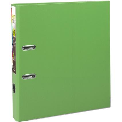 EXACOMPTA PP-Ordner Premium, DIN A4, 50 mm, zitrusgrün