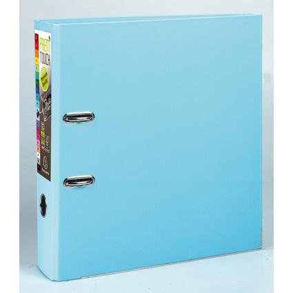 EXACOMPTA PP-Ordner Premium, DIN A4, 80 mm, hellblau