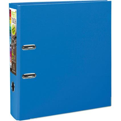 EXACOMPTA PP-Ordner Premium, DIN A4, 80 mm, blau