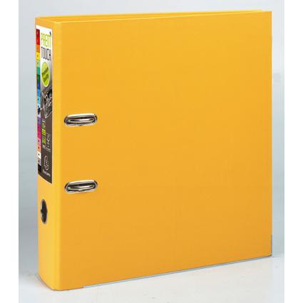 EXACOMPTA PP-Ordner Premium, DIN A4, 80 mm, gelb