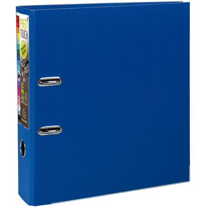 EXACOMPTA PP-Ordner Premium, DIN A4, 80 mm, dunkelblau