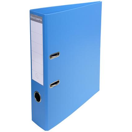 EXACOMPTA PVC-Ordner Premium, DIN A4, 70 mm, blau