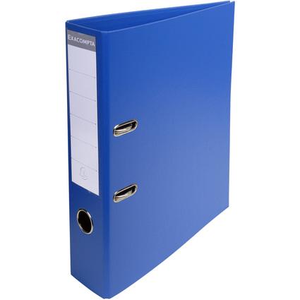 EXACOMPTA PVC-Ordner Premium, DIN A4, 70 mm, dunkelblau